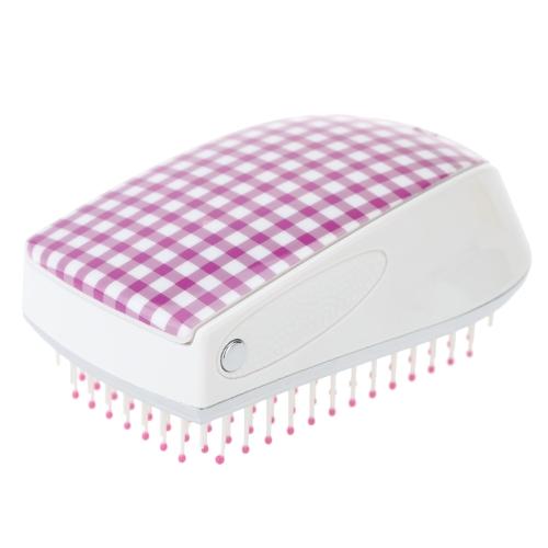 Компактный кисти туман кисть волосы спрей массаж гребень волшебной кисти антистатические вьющихся волос расческа волос