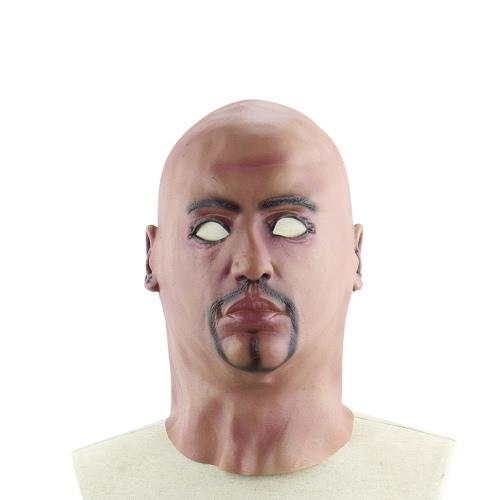 Realistyczne Lateksowe Maski Człowieka