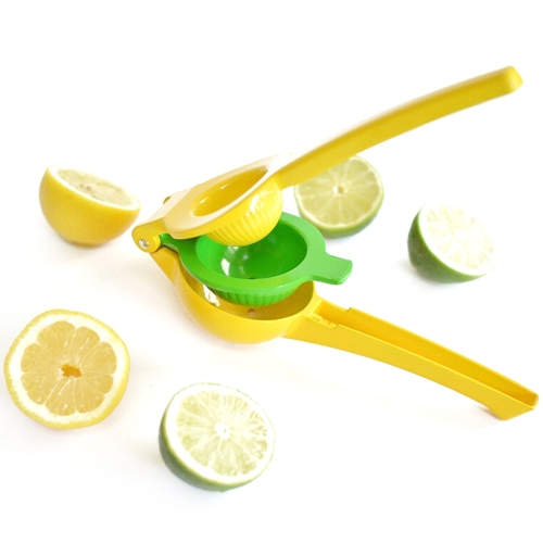 Premium Quality Metal Lemon Lime Squeezer Manual Citrus Press Juicer