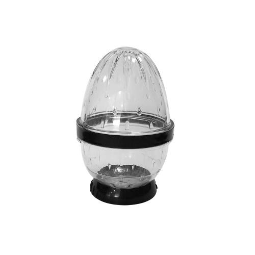 Яйцо Multi Stripper Peeler 5 Жареные отварные яйца за 10 секунд Вареный встряхивающий и очищающий кухонный инструмент