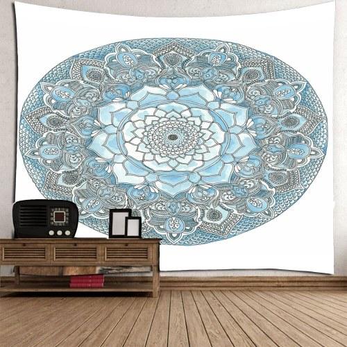 Geometrischer abstrakter dekorativer hängender Wand-und Decken-Hintergrund-Gewebe-bunter Mehrzweckvielzweckstrand und Yoga-Tuch