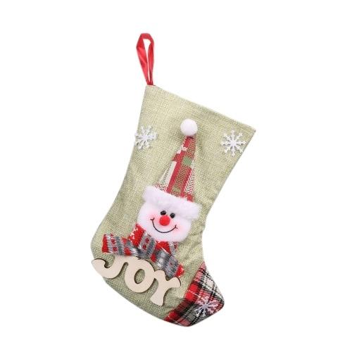 Christmas Stocking Socks Gift Candy Bags H23430-3