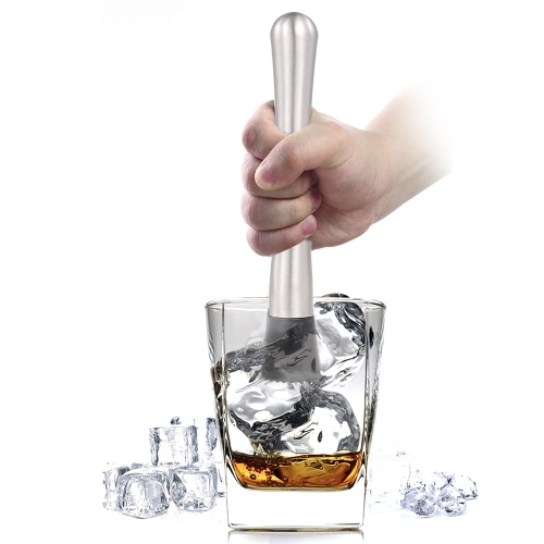 Stainless Steel Drink Muddler Cocktail Muddler