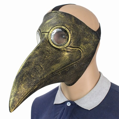 Bird Beak Mask Doctor Raven ...