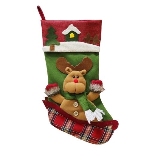 Christmas New Style Creative Christmas Socks фото