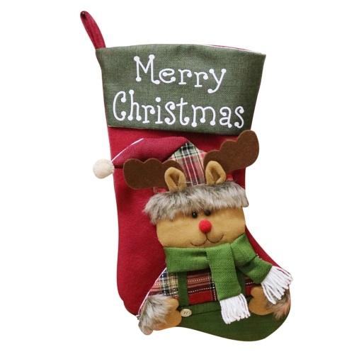 Рождество Новый Стиль Креативные Рождественские Носки фото