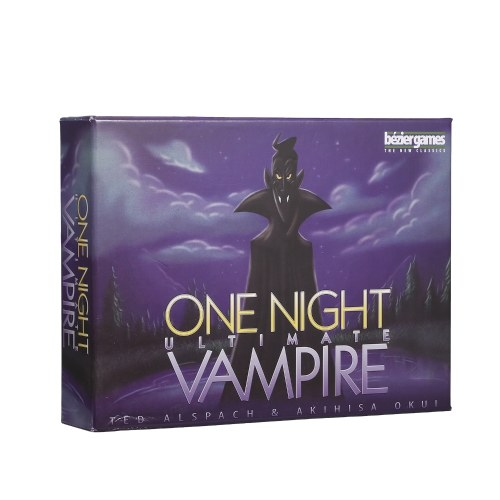 51% OFF One Night Ultimate Vampire Card