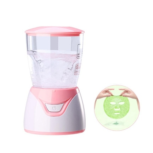 Máquina eléctrica de máscara de frutas y verduras para blanquear hidratante cuidado de la piel herramienta de bricolaje máscara belleza cara SPA