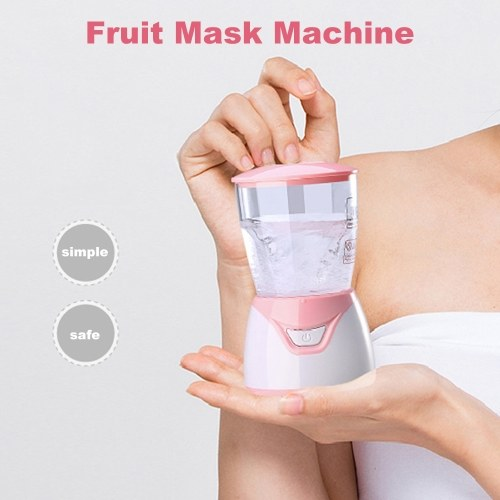 Image of Elektrische Gemüse- und Obstmaske Machine Whitening Moisturizing Skin Care DIY Werkzeugmaske Beauty Face SPA