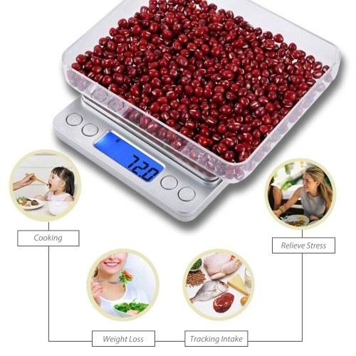 4.4lb Food Scale Digital Kitchen Scale