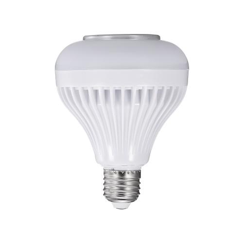 LED Light E27 Bulb BT Speaker