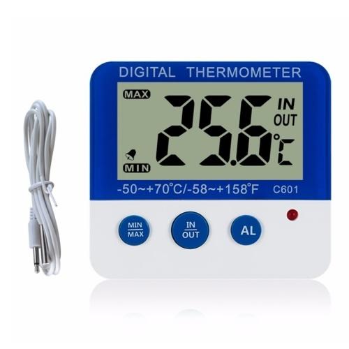 Digital Fridge Thermometer Digital Refrigerator Freezer Thermometer