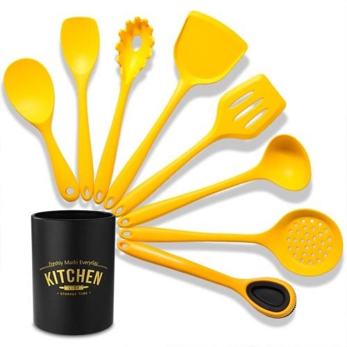 Silicone Kitchenware Set 8Pcs Kitchen Utensils Set