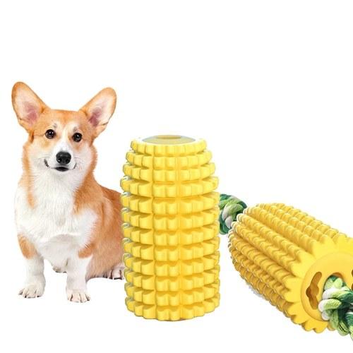 Игрушка для жевания кукурузы для собак, игрушки для щенков