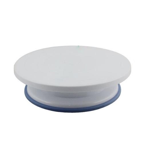 Cake Turntable Revolving Cake Stand Smooth Rotating