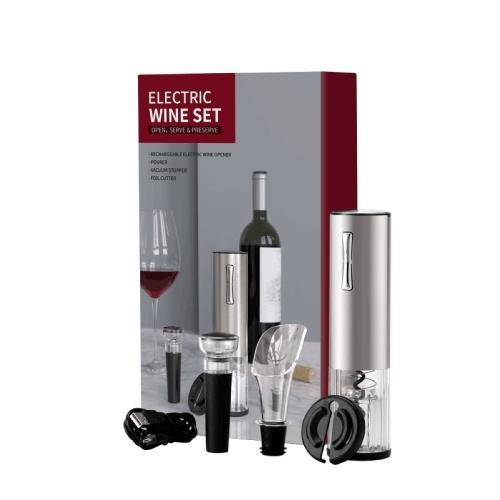 Electric Wine Bottle Opener kit