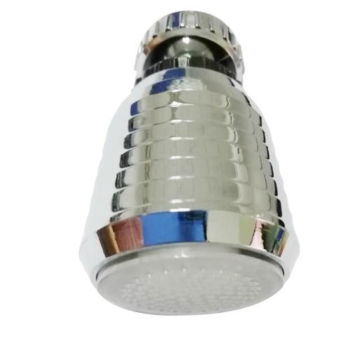 Aireador de grifo LED Cambio de luz de 3 colores