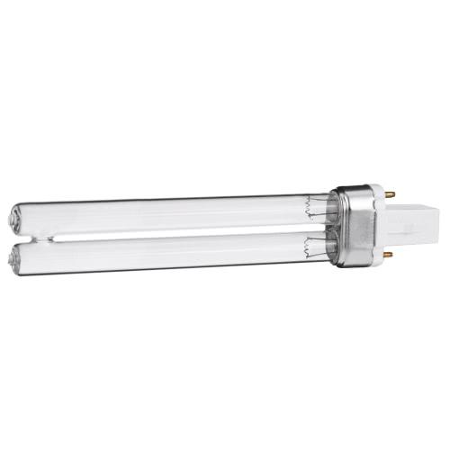 2PCS 9W G23 База бака рыб аквариума UV стерилизатор очиститель лампы бактерицидные Ультрафиолетовое Замена лампы