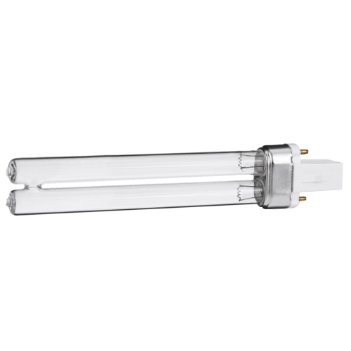 2ST 9W G23 Basis Aquarium UV Sterilisator Purifier Birnen keimtötende UV-Ersatz-Glühlampen