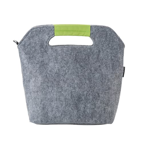 Felt Lunch Bag Foldable Picnic Bag Food Storage Bag Durable Handy Insulated Bags for Traveling and  sc 1 st  Tomtop.com & Felt Lunch Bag Foldable Picnic Bag Food Storage Bag Durable Handy ...