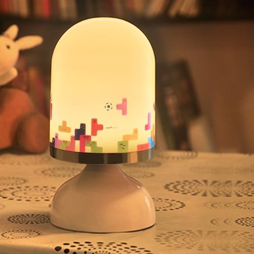 Lampa Sypialnia Przedszkola Żółte światło