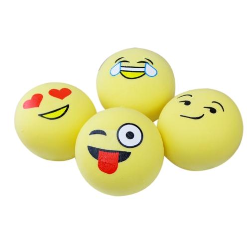 Exquisite Spaß weiche Emoji Cartoon Squishy Langsam steigende Squeeze Spielzeug Telefon Riemen Ballchains Simulation Kawaii Squishies Creme duftende Zappeln Spielzeug für Kinder und Erwachsene nach dem Zufallsprinzip geliefert