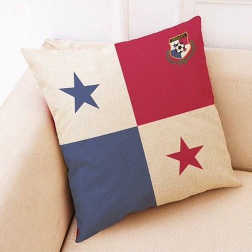 2018 World Soccer Cup Home Decor Poszewka Sofa Sofa Design Rzuć Pillow Case Gift Style 4
