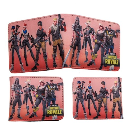 Fortnite Night Game Peripheral Purse