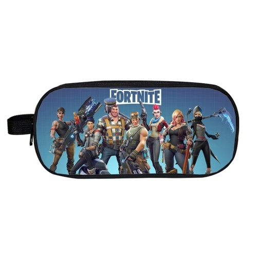 Fortnite Night Animation Bambini Pencil Bag Pen Bags