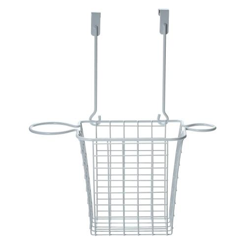 多機能オーブンオーガナイザーバスルームヘアケア用品保管用バスケット