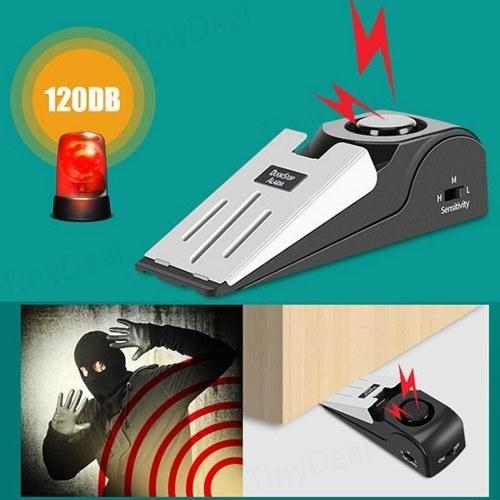 Домашний миниатюрный легкий дверной стоп-сигнал на 100 дБ с сигналом тревоги 30 с