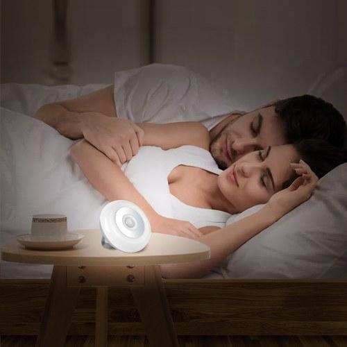 Интеллектуальные Индукционные Ночные Огни Мини Индукционная Лампа Человека Тела для Детей Прикроватные Часы Лампы Шкаф фото