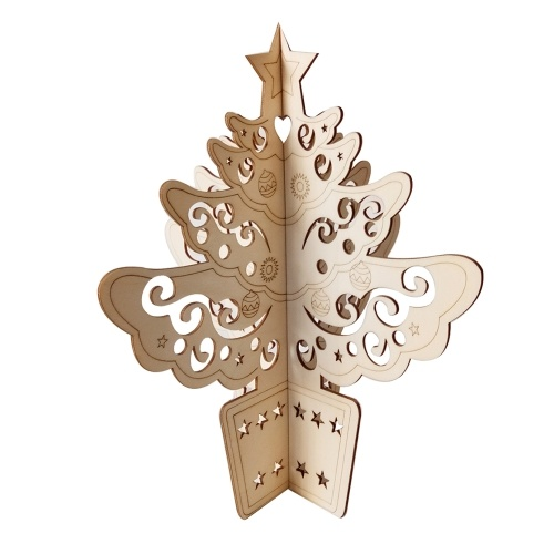 Wooden Craft Christmas