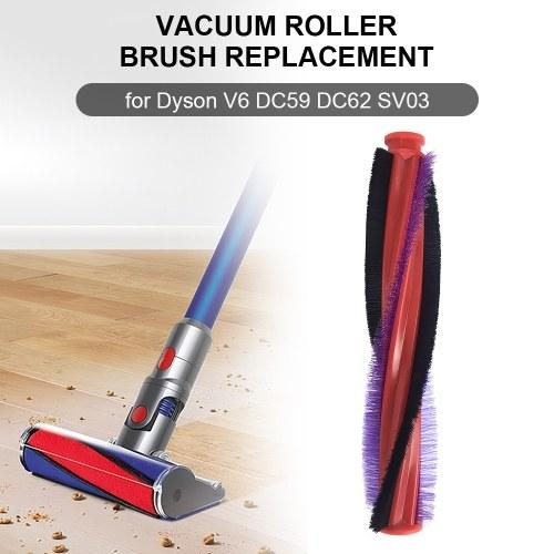 Vacuum Roller Brush Brush Bar Vacuum Cleaner Accessories for Dyson V6 DC59 DC62 SV03