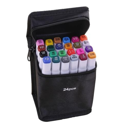 Marker Dual Tip Marker Pen