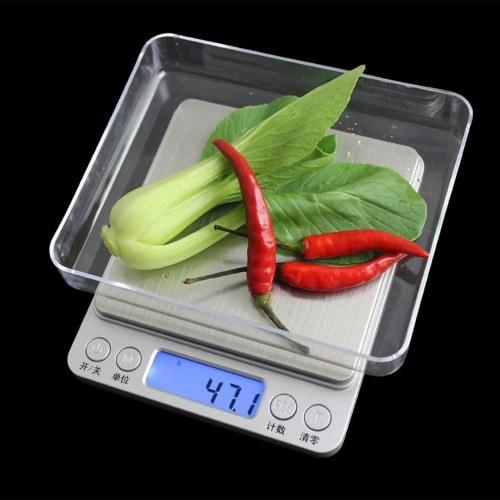 6.6lb Food Scale Digital Kitchen Scale
