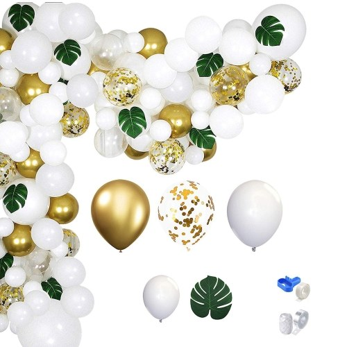 Balloons Wreath Party Decorations Set