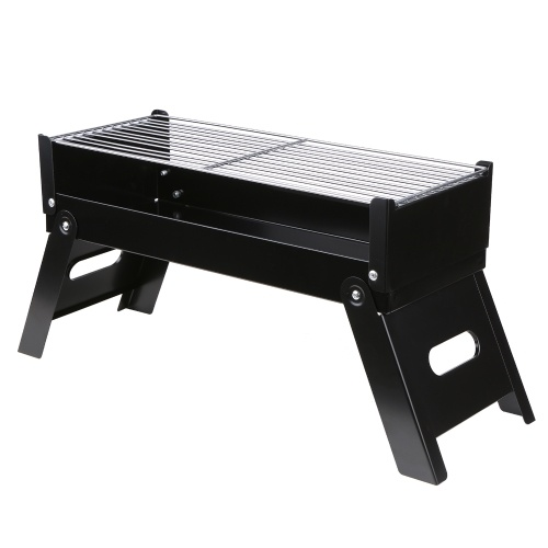 Portable Folding Charcoal Grill