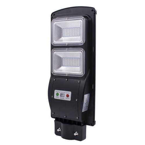 Lampione stradale a energia solare da 60 W.