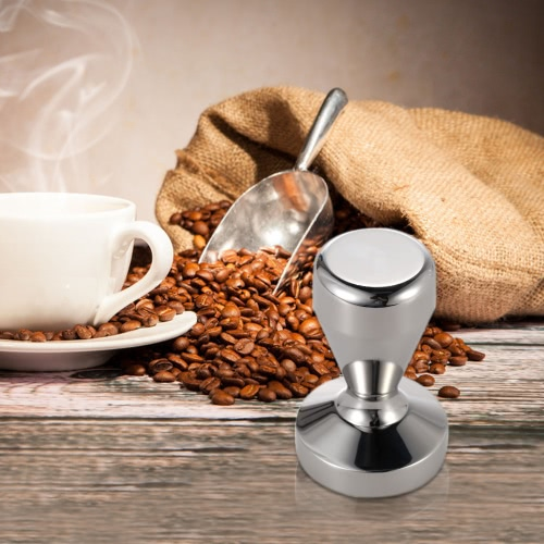 High-quality Stainless Steel Coffee Tamper Barista Espresso Tamper Coffee Accessory 2.01