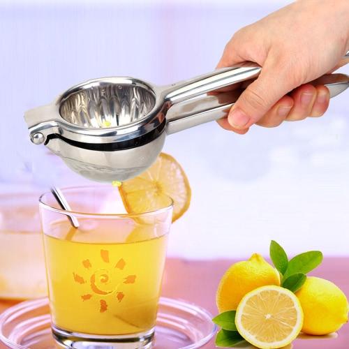 Professionelle Küche Edelstahl manuelle Zitruspresse Lemon Squeezer Baby Juicer für Limon Limone und Orange Fruchtsaft Squash