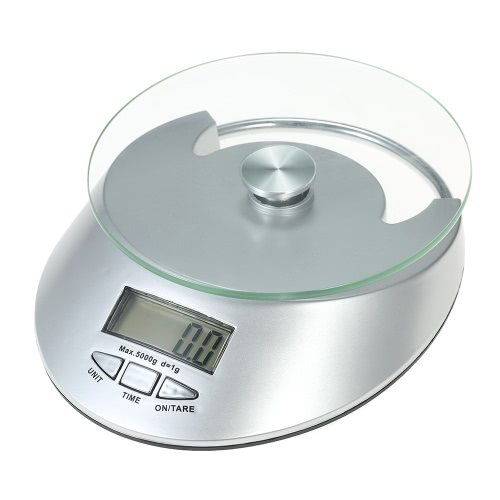 TSEC 5kg/1g Accurate High-precision Kitchen Scale Mini Food Scale Electric Kitchen Scale
