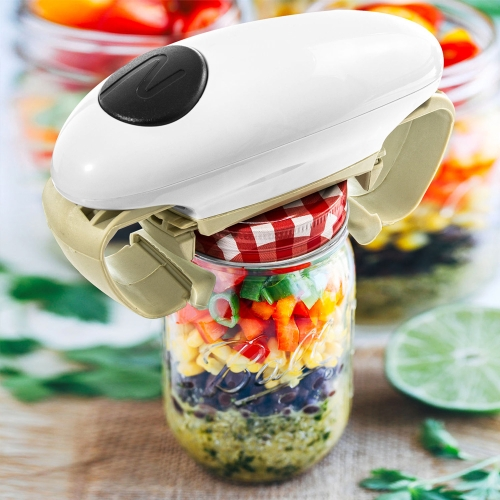 Automatic Grip Hands Free Electric Jar Opener