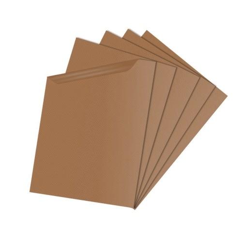 5 unids Cobre Parrilla estera barbacoa antiadherente reutilizable Barbacoa estera cocción hornear hojas de cobre para el gas / carbón / parrilla eléctrica