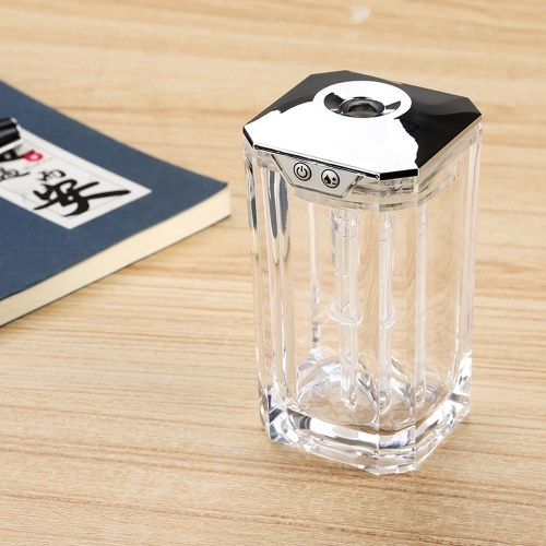 Umidificatore Mini Compensatore d'acqua in cristallo trasparente stile creativo
