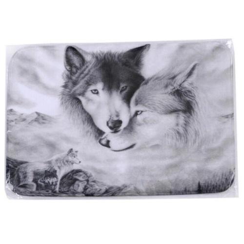 Набор постельных принадлежностей 3D Wolf
