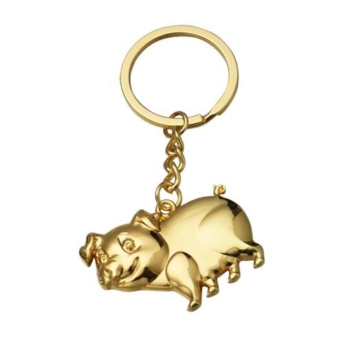 Image de Porte-clés Cochon Simple Fashion