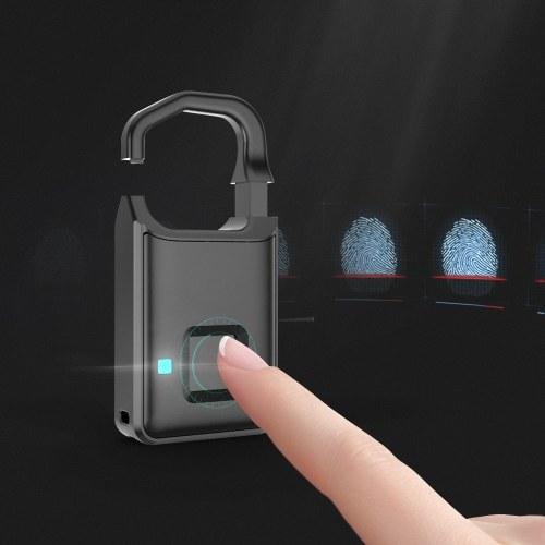 USB Rechargeable Smart Keyless Fingerprint ...