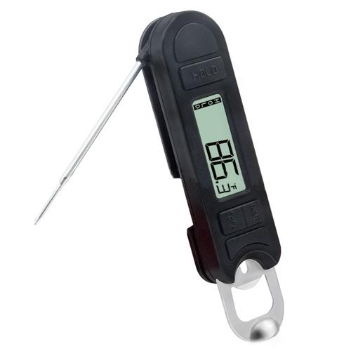 Termômetro lido instantâneo da carne do termômetro do alimento de Digitas
