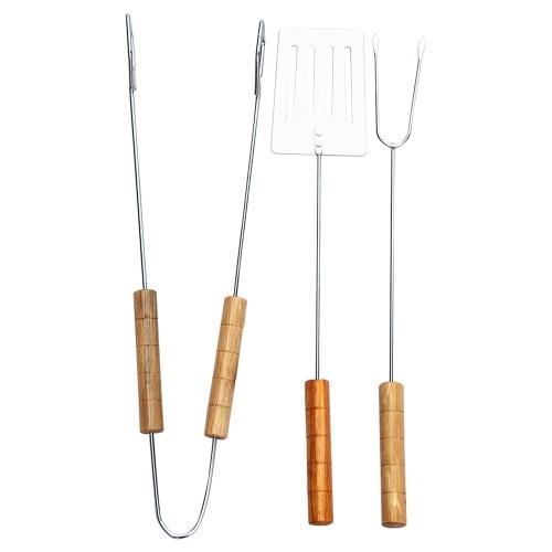 BBQ Tool Set Barbecue Grill Gebäck Werkzeuge